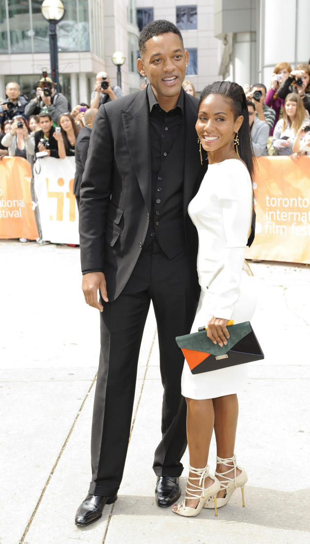 Will and Jada Pic