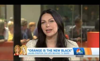 Laura Prepon Talks Orange is the New Black Season 3: I'm in Every Episode!