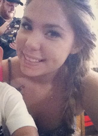 Kailyn Lowry Twitpic