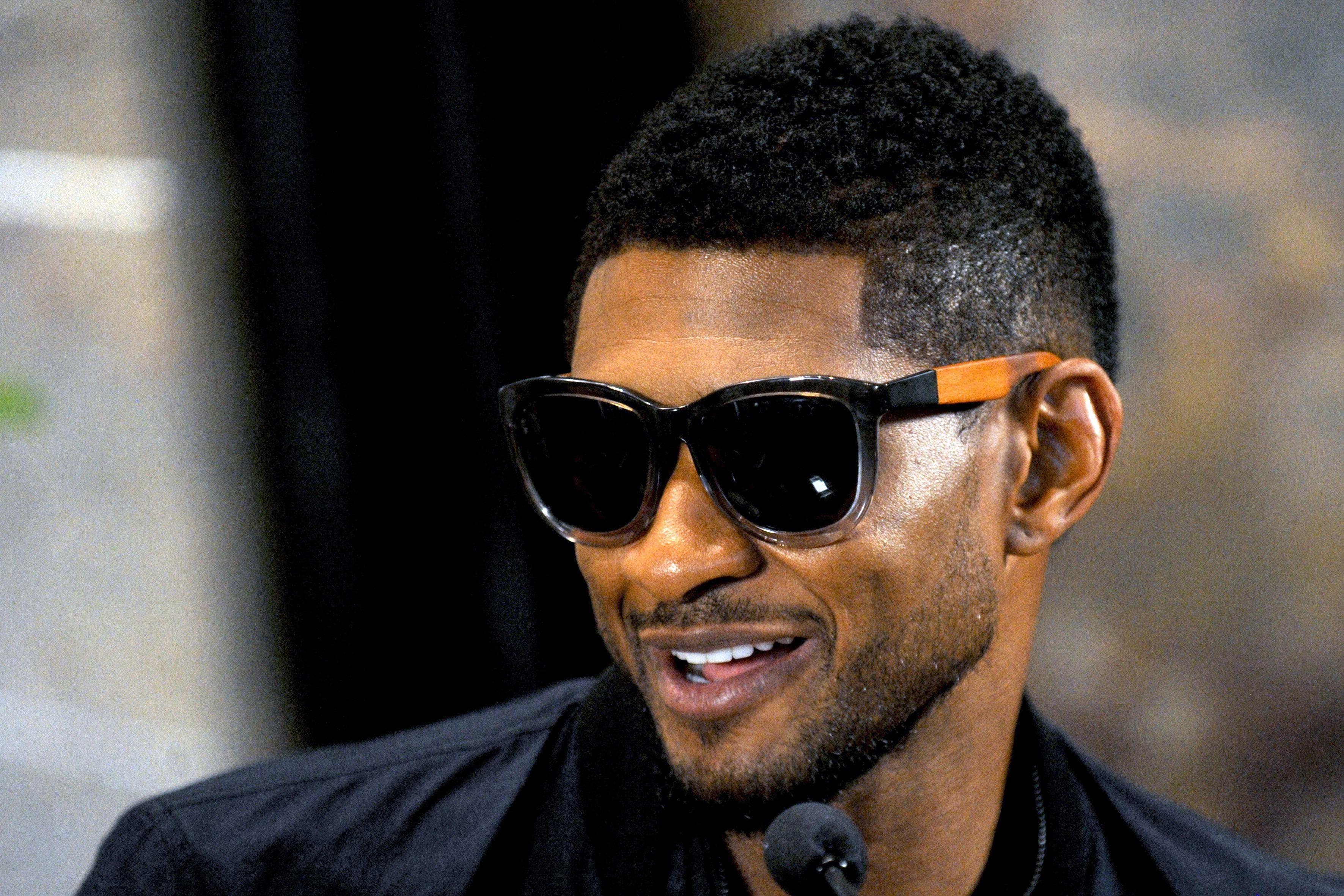 Happy 35th Birthday Usher The Hollywood Gossip