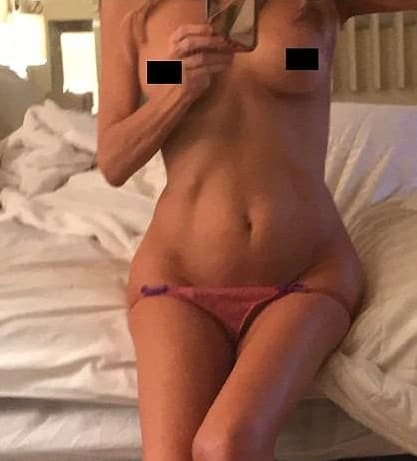 Brandi Glanville Naked on Twitter (Censored)