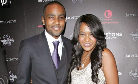 Bobbi Kristina Brown and Nick Gordon Image