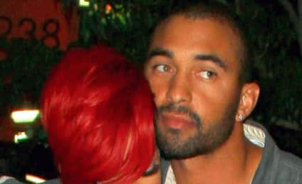 Spotted: Matt Kemp and Rihanna!