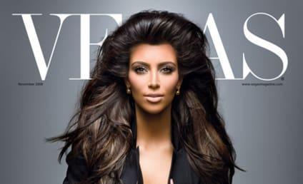 Kim Kardashian: What Happens in Vegas Magazine...