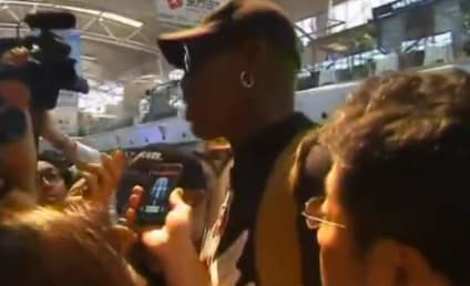 Dennis Rodman: Back in North Korea to See Kim Jong Un!