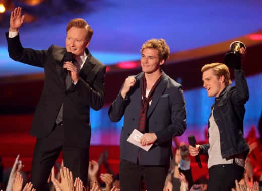 Conan and Catching Fire