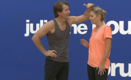 Robert Herjavec, Kym Johnson on Dating Rumors