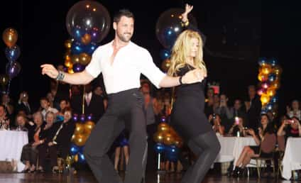 Kirstie Alley and Maksim Chmerkovskiy: More Than Friends?!