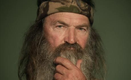 Phil Robertson of Duck Dynasty