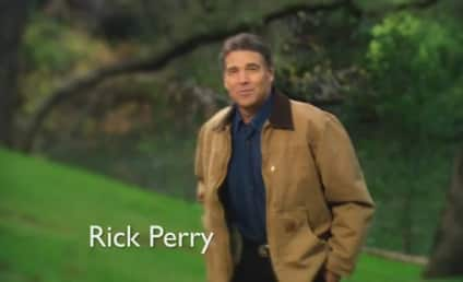 Rick Perry Christmas Ad Must Be Seen to Be Believed