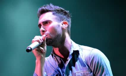 Adam Levine to MTV: Eff You!