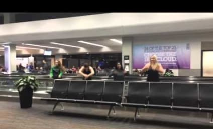 "Friends Get Stuck in San Francisco Airport, Make ""Flawless"" Music Video"