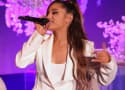 Ariana Grande Debuts Single, Nearly Falls on Her Face