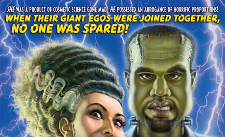 Mad Magazine Kimye Spoof
