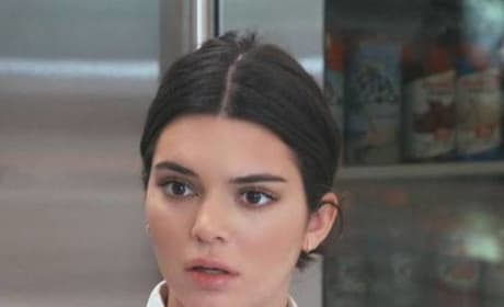 Kendall Jenner in Total Shock