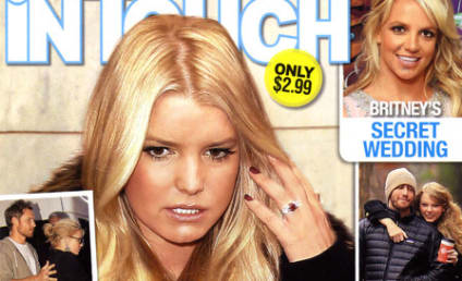 Tony Romo & Jessica Simpson: Spotted in L.A.!