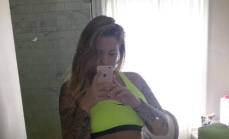 Kailyn Lowry Weight Loss Photo