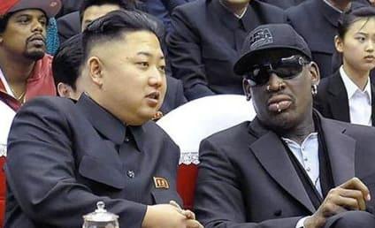 Dennis Rodman Drops Kim Jong Un Secret: He's Got a Baby Girl!