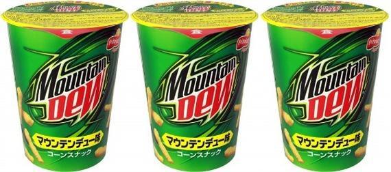 Mountain Dew Cheetos