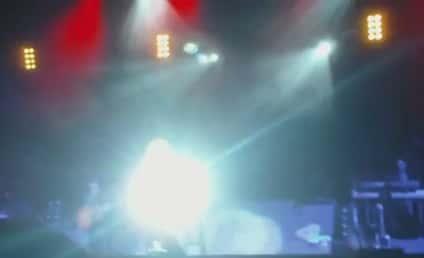 Demi Lovato Covers Kanye in Peru