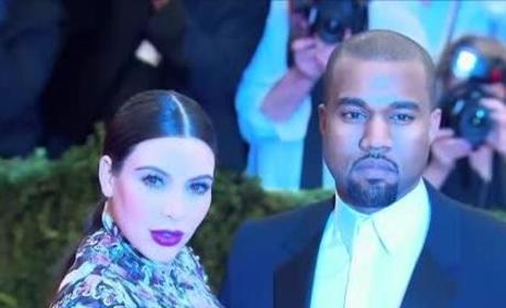 Kim and Kanye: More Kids to Kome?