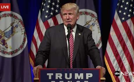 Donald Trump Baby Face
