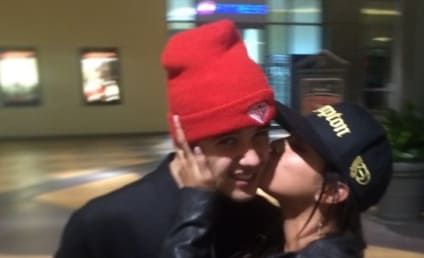 Justin Bieber and Selena Gomez: Back Together! Caught Kissing at Bible Study!