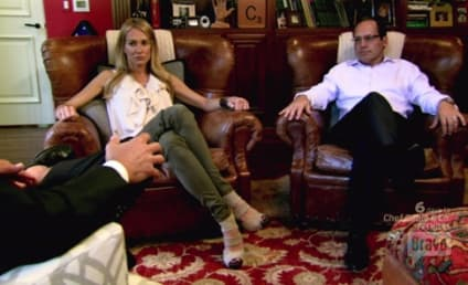 Taylor Armstrong Accuses Late Husband of Spying, Paranoia