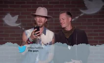 Country Stars Read Mean Tweets, Crack Themselves Up