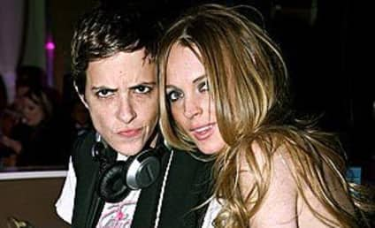 Samantha Ronson and Lindsay Lohan: A Picture of Love