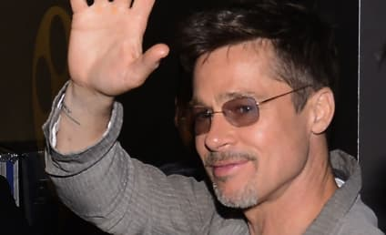 Brad Pitt is Allegedly Shooting His Wad Everywhere!