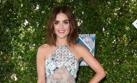 Lucy Hale at 2016 Teen Choice Awards