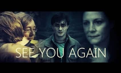 Harry Potter-Wiz Khalifa Mash-Up is Guaranteed to Make You Cry