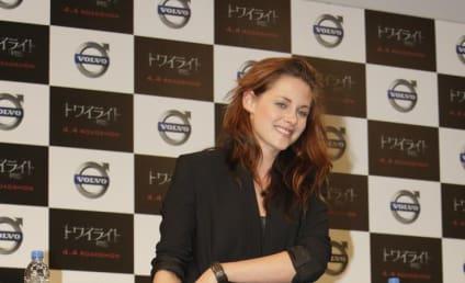 Kristen Stewart: Not Dating Robert Pattinson