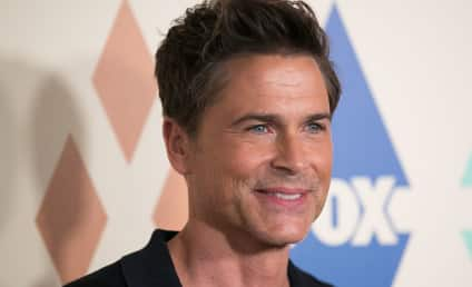 Rob Lowe: Slammed for Insensitive Paris Attack Tweet