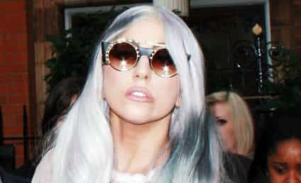 Lady Gaga: Gray-Haired and Gorgeous?