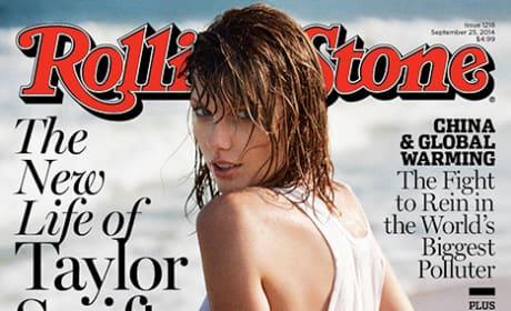 Taylor Swift Rolling Stone Photo
