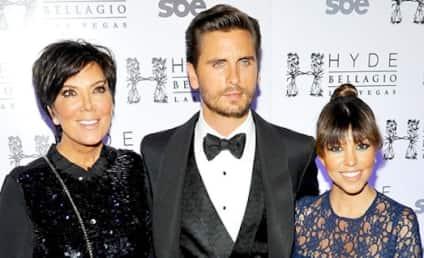 Kourtney Kardashian: PISSED at Kris Jenner Over Pro-Scott Disick Comments!