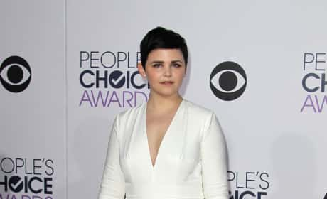 Ginnifer Goodwin at the People's Choice Awards