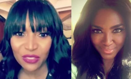 Kenya Moore: Fired and Replaced by Marlo Hampton?!