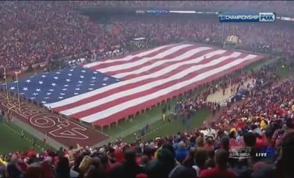 Kristin Chenoweth National Anthem Rendition: An Epic Win!