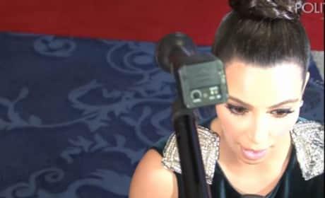 Kim Kardashian Teases Mayoral Run