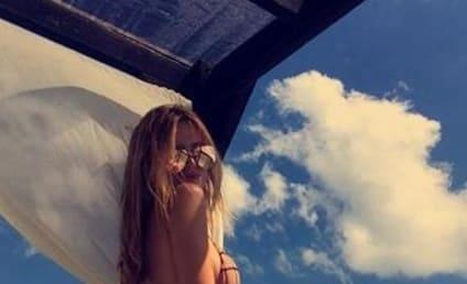 Bella Thorne Flaunts Butt in Latest Bikini Selfie