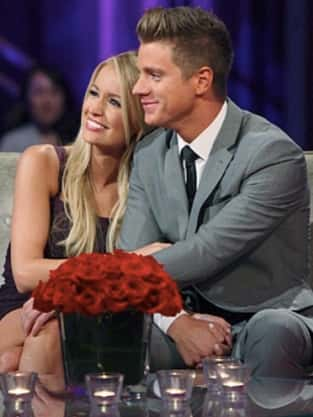 Jef Holm and Emily Maynard on The Bachelorette