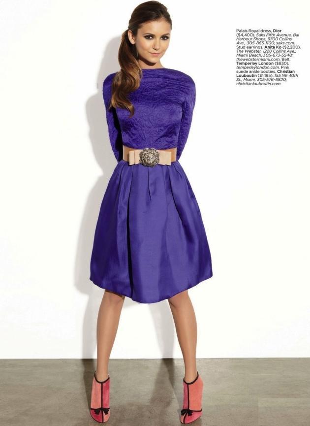 Nina Dobrev Fashion