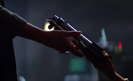 The Force Awakens Lightsaber