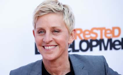 Happy 57th Birthday, Ellen DeGeneres!