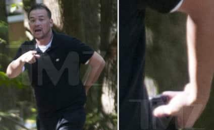 Jon Gosselin Pulls Gun on Photographer, Fires Warning Shot
