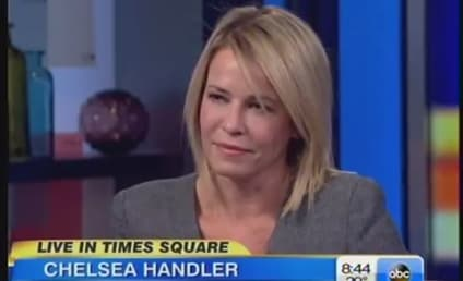 Chelsea Handler: I'm Not Racist! I Date Black People!