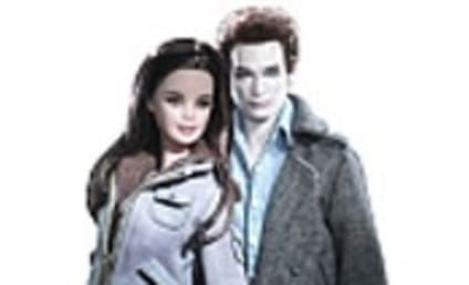 Robert Pattinson and Kristen Stewart are Dolls